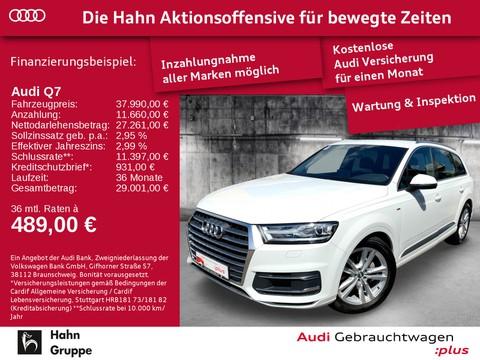 Audi Q7 3.0 TDI qu a Tiptrc S-line