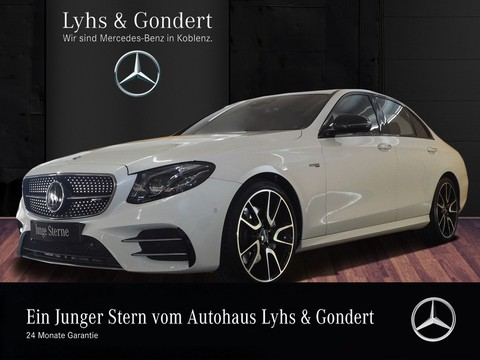 Mercedes-Benz E 43 AMG Carbon Mulitbeam