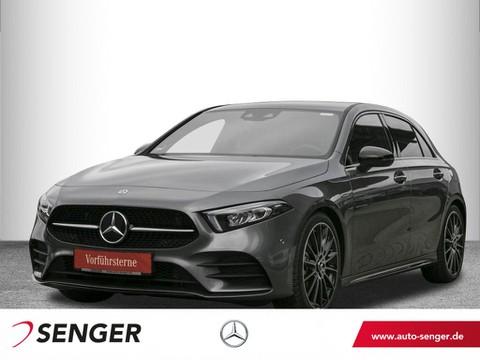 Mercedes-Benz A 220 d AMG Display digital EDITION