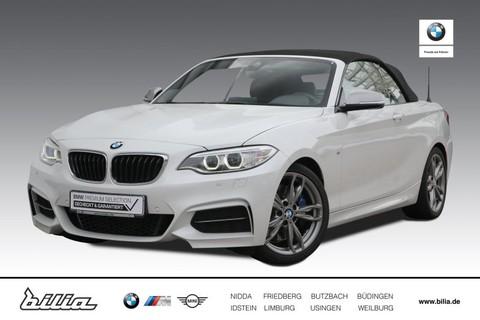 BMW M235i Cabrio HK HiFi Prof