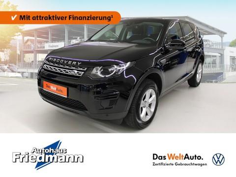 Land Rover Discovery Sport 2.0 D # #4D #Automatik # #
