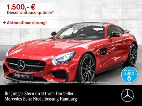 Mercedes AMG GT S Cp