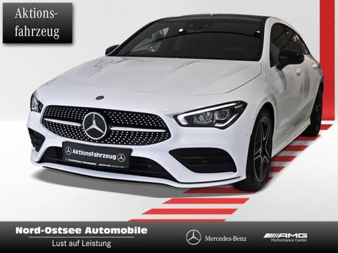 Mercedes-Benz CLA 180 d SB AMG NIGHT PREMIUM