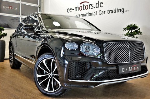 Bentley Bentayga V8 Five Seat Comfort Colour Specif