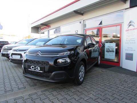 Citroën C3 Feel 82 (EURO 6d-)