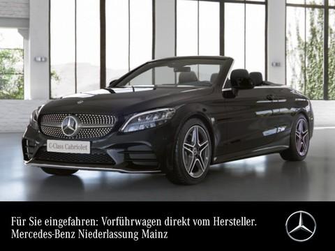 Mercedes-Benz C 180 Cab AMG Spurhalt