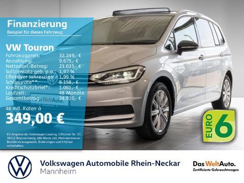 Volkswagen Touran 2.0 TDI IQ DRIVE Automatik