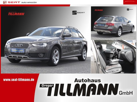 Audi A4 Allroad 3.0 TDI quattro (clean die ) S tron
