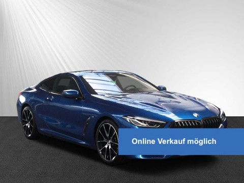 BMW 840 d xDrive Coupe Leasing 749 - o Anz