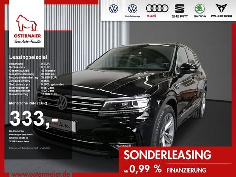 Volkswagen Tiguan 2.0 TDI COMFORTLINE R-LINE 150PS 5