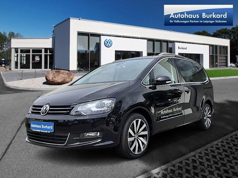 Volkswagen Sharan JOIN Fahrerassistenzpaket