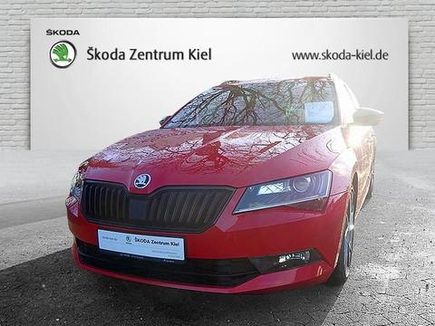 Skoda Superb Combi SportLine