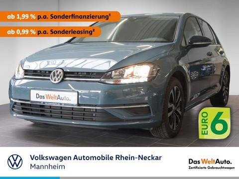 Volkswagen Golf 1.0 TSI VII IQ Drive Blind-Spot Gar 2024