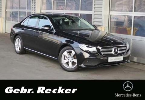 Mercedes-Benz E 200 AVANTGARDE Media A