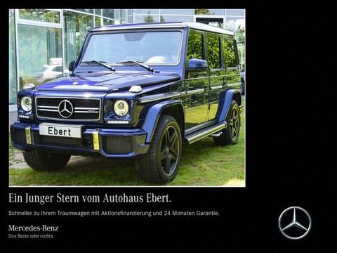 Mercedes G 63 AMG designo Exklusiv DISTRON