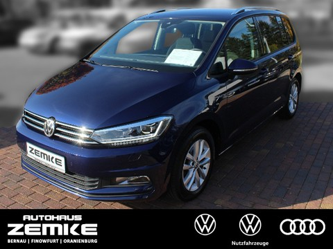 Volkswagen Touran 1.6 TDI Comfortline