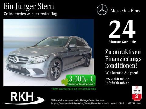 Mercedes-Benz C 300 T Avantgarde Rü Easy-Pack