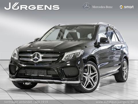 Mercedes GLE 400 AMG-Sport HK Dist