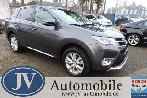 Toyota RAV 4 2.2 D-4D EXECUTIVE