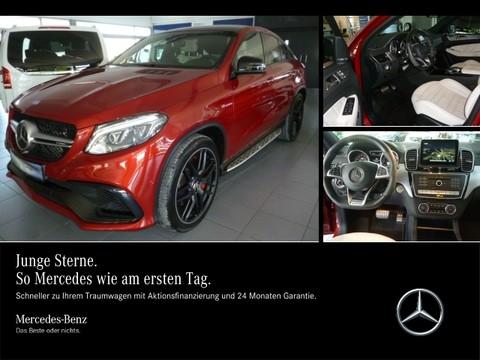 Mercedes GLE 63 AMG S Cp Panodach Night Sport-Ausp S