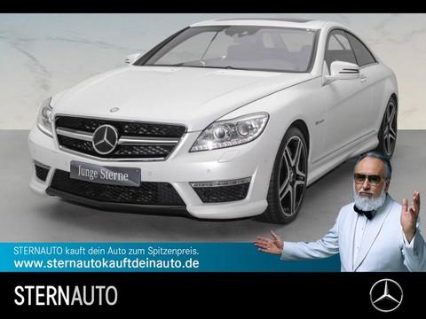 Mercedes CL 63 AMG Magno Distro Sitzklima Designo