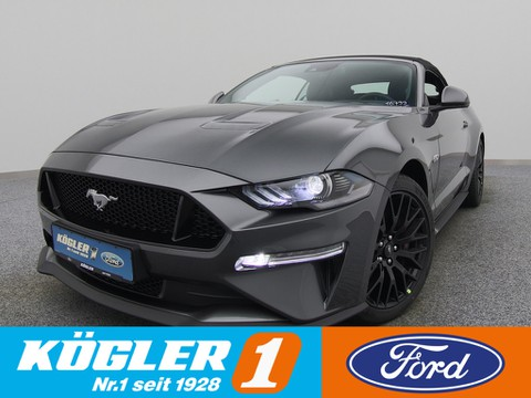 Ford Mustang GT Cabrio V8 450PS Carbon-Styling