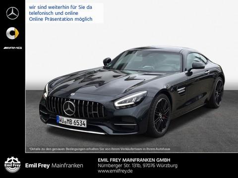 Mercedes-Benz AMG GT S Coupe Perf Sitze Burmester
