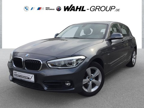 BMW 118 d Sport Line |