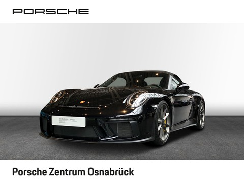 Porsche 991 911 Speedster Chrono Paket Digitalradio