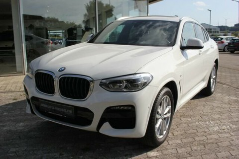 BMW X4 20dA xDr M Sport HiFi