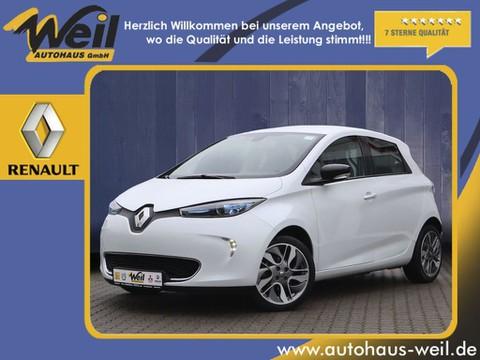 Renault ZOE INTENS R240 Miete