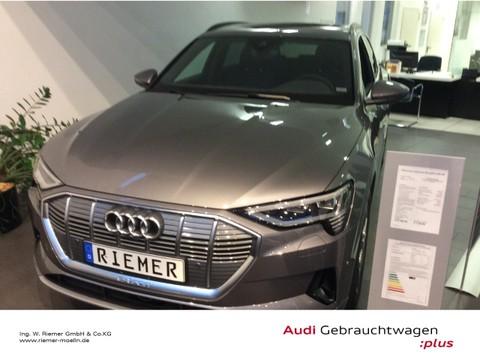 Audi e-tron 55 quattro advanced AD El