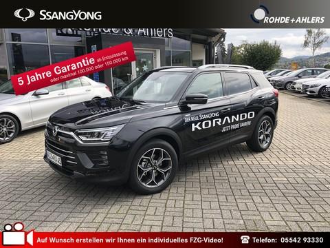Ssangyong Korando 1.6 SAPPHIRE e-XDi ELEKTR
