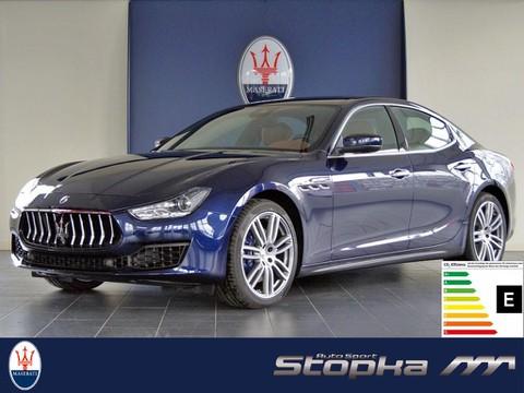 Maserati Ghibli MY18 UPE 93285