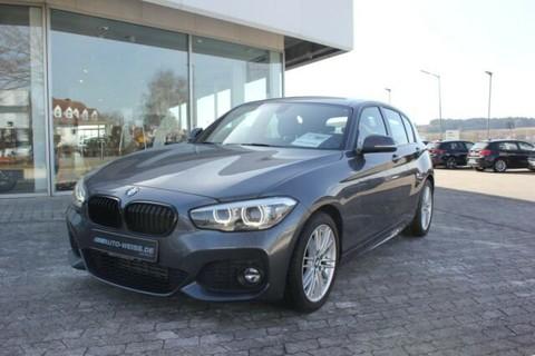 "BMW 116 i M Sport Shadow 17"""