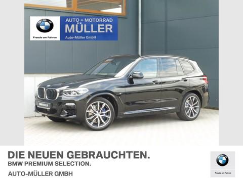 BMW X3 xDrive30i A M Sport Gestiksteuerung