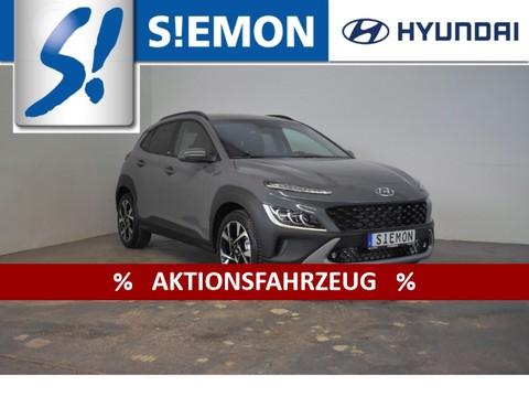 Hyundai Kona 1.0 T-GDI 2021 INTRO BlueLink