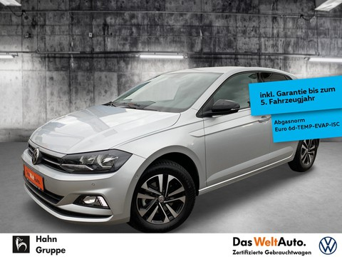 Volkswagen Polo 1.0 TSI IQ DRIVE Park