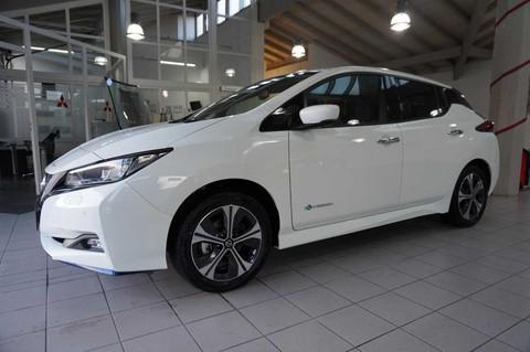 Nissan Leaf e TEKNA 62kWh WINTERPAK KAM360