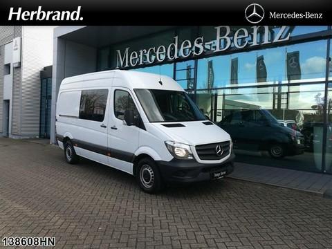 Mercedes-Benz Sprinter 313 Mixto