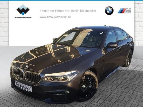 BMW 540 i Limousine M Sportpaket Night Vision