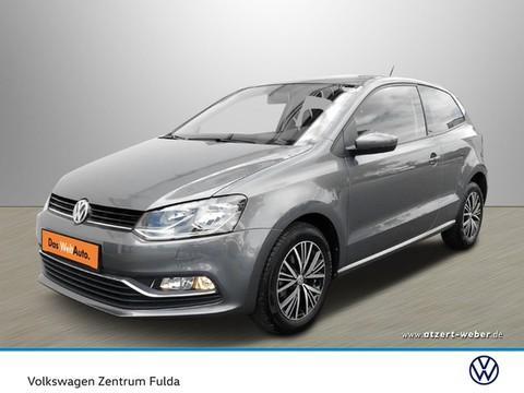 Volkswagen Polo 1.0 Allstar