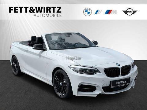 BMW M240i Cabrio NaviProf H K Stop&Go
