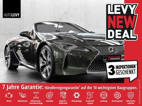 Lexus LC 500 Cabrio V8 äder
