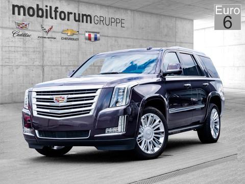Cadillac Escalade 6.2 V8 Platinum Europa-Modell