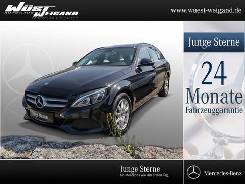 Mercedes-Benz C 200 T d Automatik