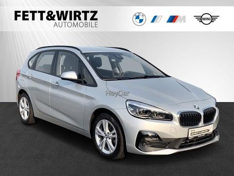 BMW 218 Active Tourer Adv Heckkl