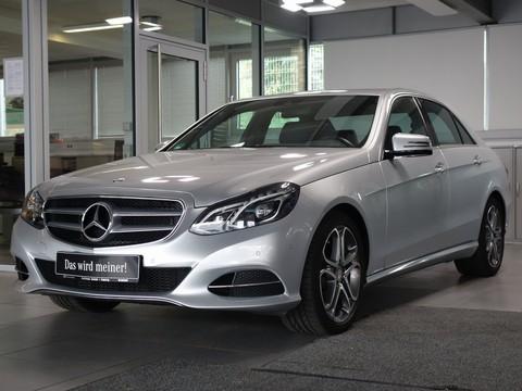 Mercedes-Benz E 200 Avantgarde||||