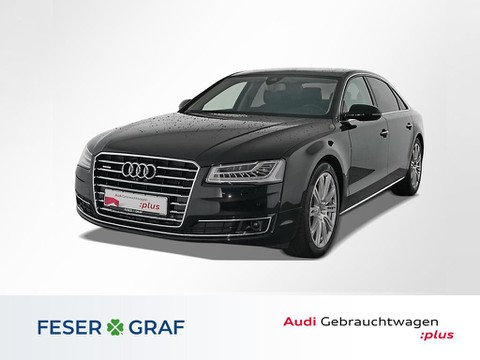 Audi A8 4.0 TFSI Lang RearSeatEnt