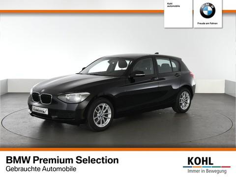 BMW 118 d Bluet HiFi